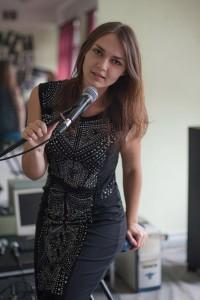 Александра Куропаткина - преподаватель эстрадного вокала в Петербурге